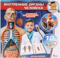 Набор для опытов Играем вместе Внутренние органы человека / KY-10001 -