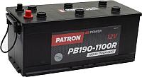 Автомобильный аккумулятор Patron Power PB190-1100R (190 А/ч) -