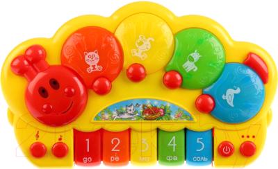 Развивающая игрушка Умка Обучающее пианино / B1200706-R