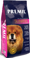 Корм для собак Premil Sunrise (15кг) -