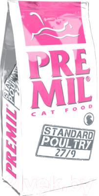 Корм для кошек Premil Standard Poultry (2кг)