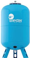Мембранный бак Wester WAV 500 вертикальный (для водоснабжения) -