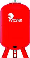 Мембранный бак Wester WRV 300л (для отопления) -
