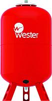 Мембранный бак Wester WRV 500л (для отопления) -