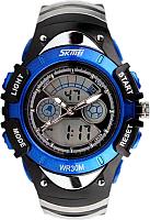 Часы наручные детские Skmei 0998-2 (темно-синий) -