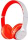 Беспроводные наушники Freestyle FH0915GR (серый/красный) -