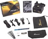 Блок питания для компьютера Seasonic Focus Gold (SSR-750FM) -