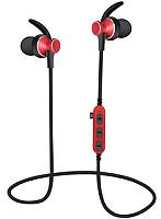 Беспроводные наушники Platinet Sport PM1060R + microSD (красный) -