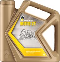 Моторное масло Роснефть Moto 2T (4л) -