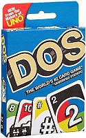 Настольная игра Mattel Uno Dos / FRM36 -