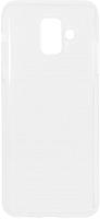 Чехол-накладка Volare Rosso Clear для Galaxy A6 (прозрачный) -