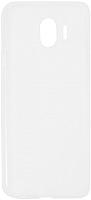 Чехол-накладка Volare Rosso Clear для Galaxy J4 (2018) (прозрачный) -