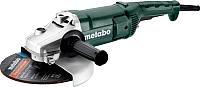 Профессиональная угловая шлифмашина Metabo W 2200-230 (606435010) -