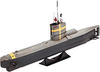 Сборная модель Revell Немецкая подводная лодка типа XXIII 1:144 / 65140 -