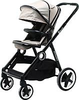 Детская прогулочная коляска Babyzz Dynasty (оливковый) -