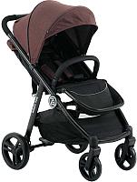 Детская прогулочная коляска Babyzz Rally / GM01 (коричневый) -