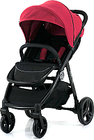 Детская прогулочная коляска Babyzz Rally / GM01 (красный) -