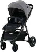 Детская прогулочная коляска Babyzz Rally / GM01 (серый) -