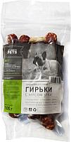 Лакомство для собак My Happy Pets Гирьки с утиным мясом / DT 026 (100 ) -