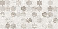 Декоративная плитка Golden Tile Marmo Milano Hexagon (300x600) -