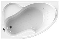 Ванна акриловая Radomir Амелия 160x105 L / 1-01-0-1-1-017 -