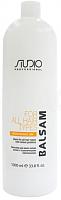 Бальзам для волос Kapous Studio Professional для всех типов волос с пшеничными протеинами (1л) -
