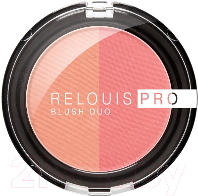 Румяна Relouis Pro Blush Duo тон 201