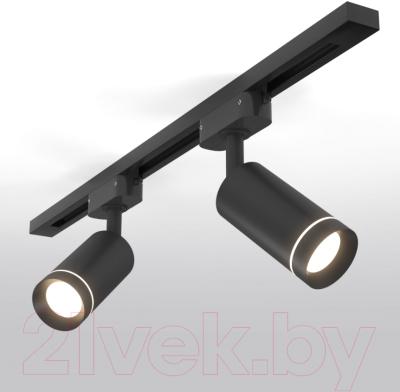 Трековый светильник Elektrostandard Glory LTB39 7W 4200K  (черный)