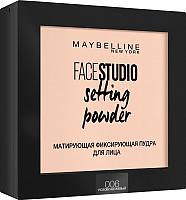 Фиксирующая пудра для лица Maybelline New York Face Studio 006 (розово-бежевый) -