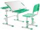 Парта+стул FunDesk Disa (зеленый) -