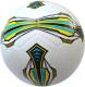 Футбольный мяч Gold Cup S17 (размер 3, белый/цветной рисунок) -