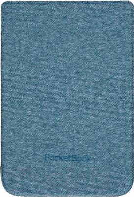 Обложка для электронной книги PocketBook PU Cover Shell Series / WPUC-627-S-BG