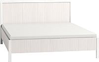 Каркас кровати Глазов Bauhaus 3 140x200 (бодега светлый) -