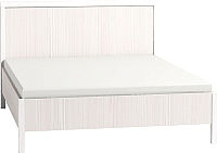 Каркас кровати Глазов Bauhaus 4 120x200 (бодега светлый) -
