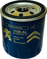 Масляный фильтр Peugeot/Citroen 1109AK -