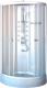 Душевая кабина Radomir Паола 1 / 1-05-1-0-0-0571 (матовое стекло) -