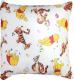 Подушка детская Kariguz Для детей / ПД1-1 (38x38) -