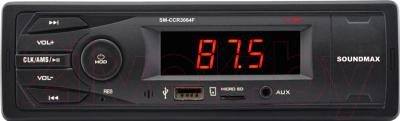 Бездисковая автомагнитола SoundMax SM-CCR3064F