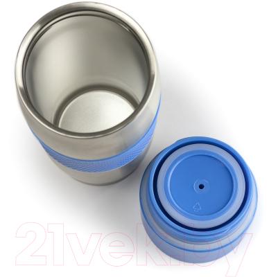 Термокружка 21vek 1186/4 (синий)