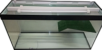 Акватеррариум eGodim Classic (400л, черный) -
