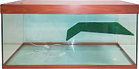 Акватеррариум eGodim Classic (400л, коричневый) -