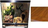 Террариум eGodim Exotica (300л, коричневый) -