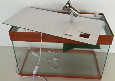 Акватеррариум eGodim Classic (50л, коричневый)