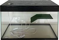 Акватеррариум eGodim Classic (100л, черный) -