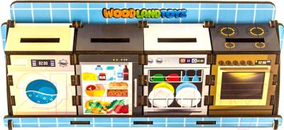Развивающая игрушка WoodLand Toys Бытовая техника / 133102