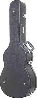 Кейс для гитары Crossrock CRW500DBK -