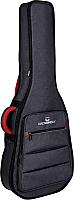 Чехол для гитары Crossrock CRSG107DGY -