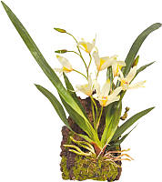 Декорация для террариума Lucky Reptile Hanging Orchid / IF-1 (белый) -