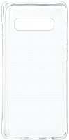 Чехол-накладка Volare Rosso Clear для Galaxy S10+ (прозрачный) -