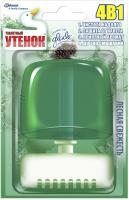 Чистящее средство для унитаза Туалетный утенок Лесная свежесть (55мл) -